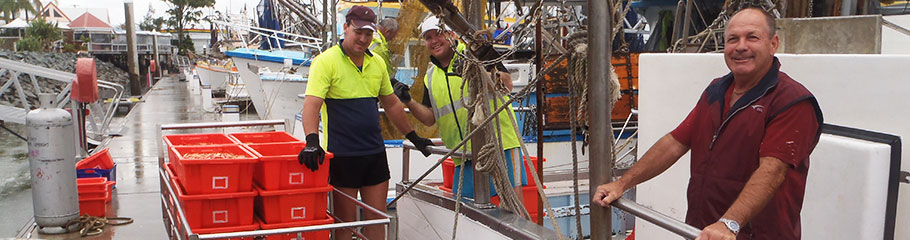 Facts: Trawl E.M.S. MBSIA. Moreton Bay Seafood Industry Association.